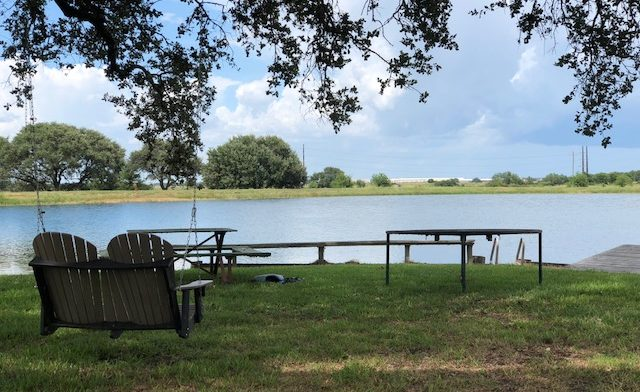 Cattle & Duck hunting property with home in Wharton County, TX