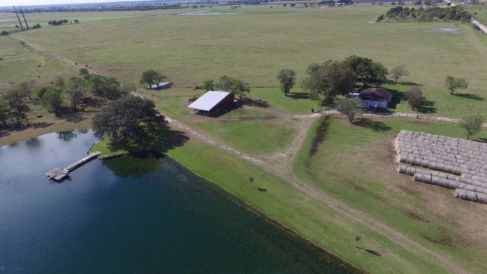 312 Acres of Irrigated Pasture or Row Crop with Home and duck pond