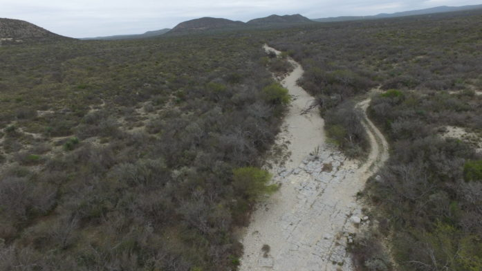 2500 acre Mexican Hunting Ranch