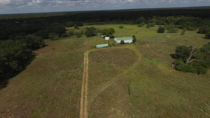 SOLD – 204 Acre Recreational Ranch with Home on CR 106  and CR 151 & 152, Colorado County